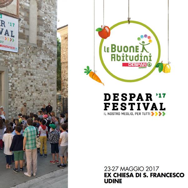 Le Buone Abitudini: Report Despar Festival 2017