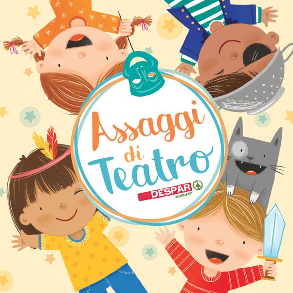 Despar e Le Buone Abitudini con il 36° Festival Teatro Ragazzi!