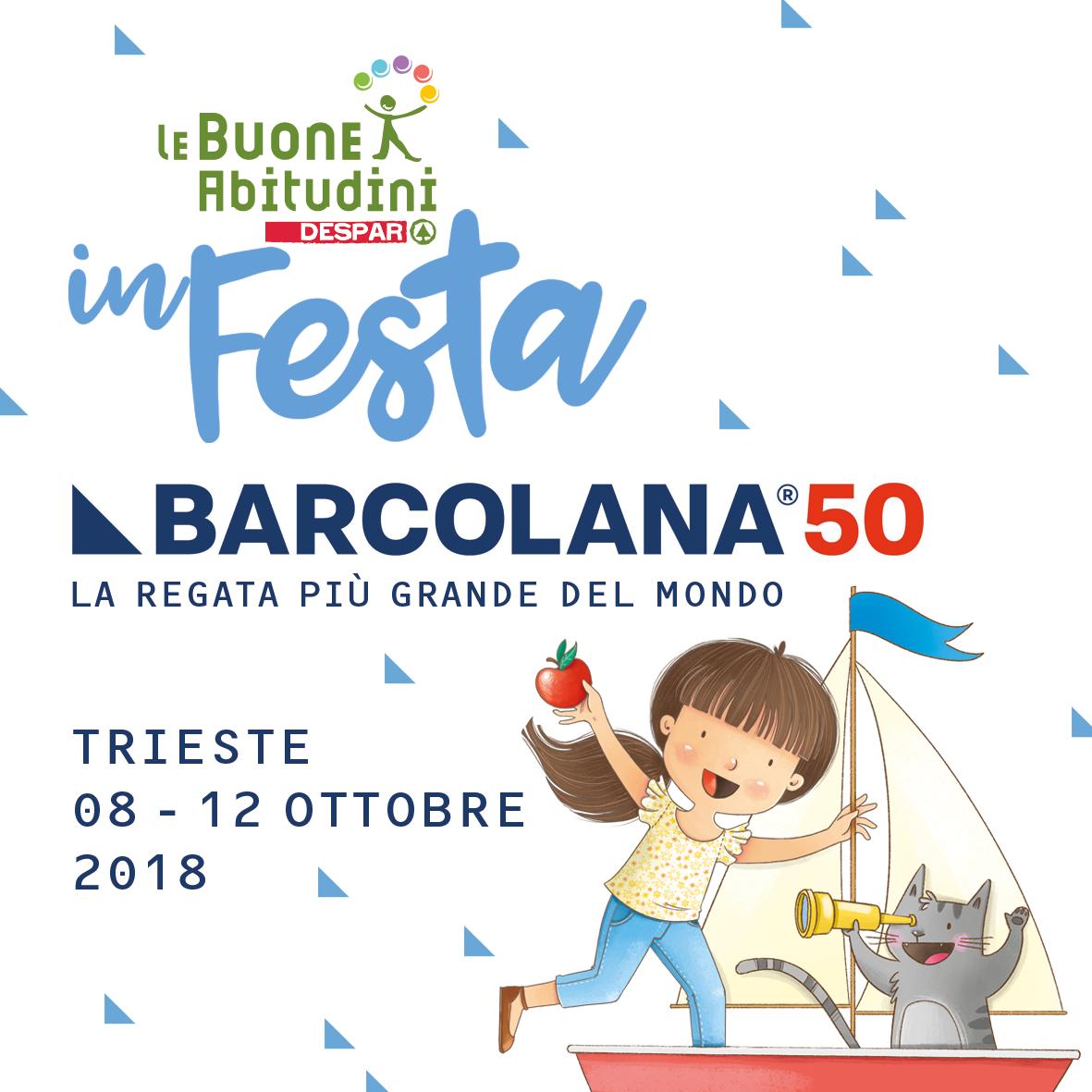 Le Buone Abitudini sbarca a Trieste per Barcolana50 !