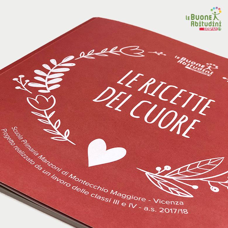 """Le Buone Abitudini a Montecchio Maggiore presenta """"Le ricette del cuore"""""""