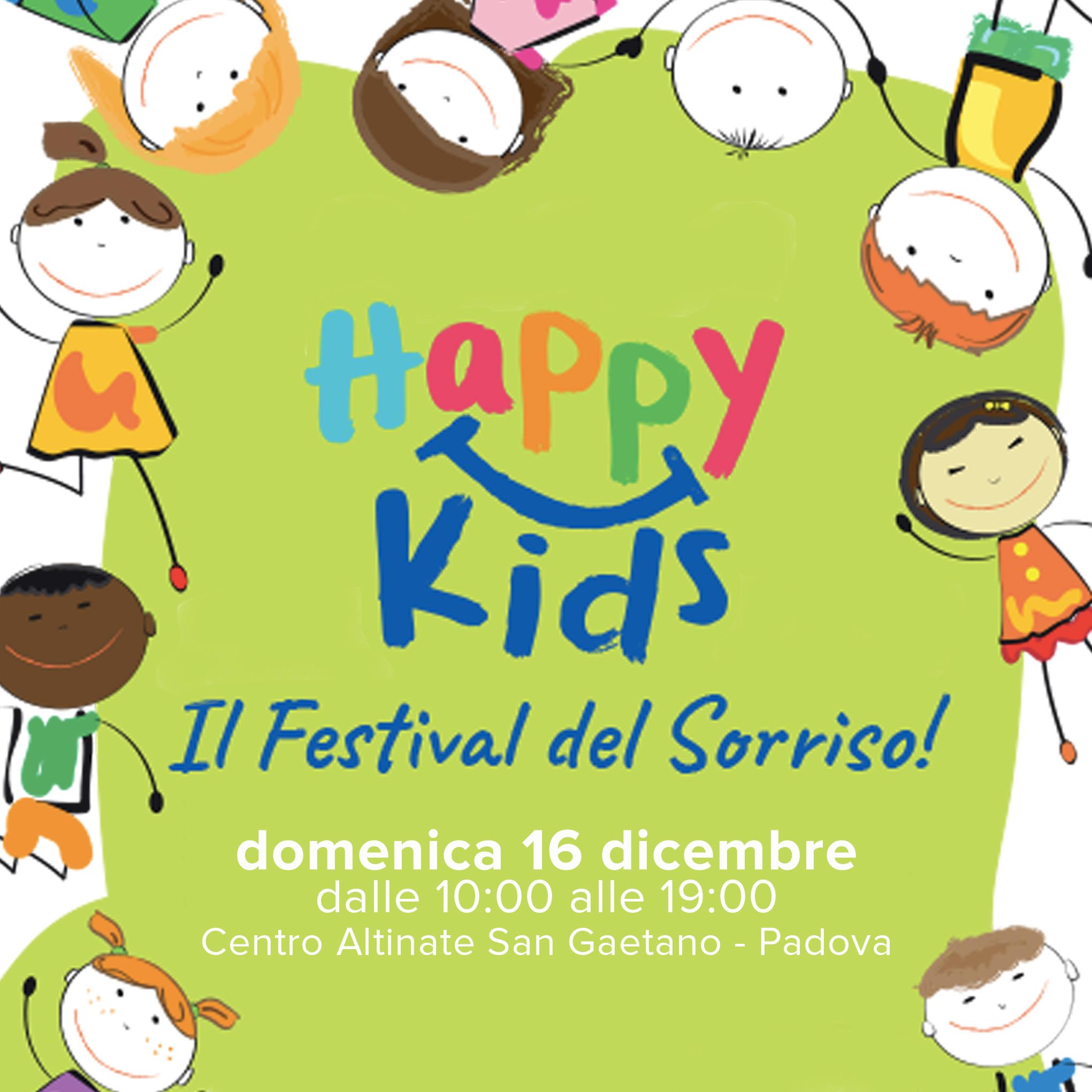Le Buone Abitudini a Happy Kids – Il Festival del Sorriso!