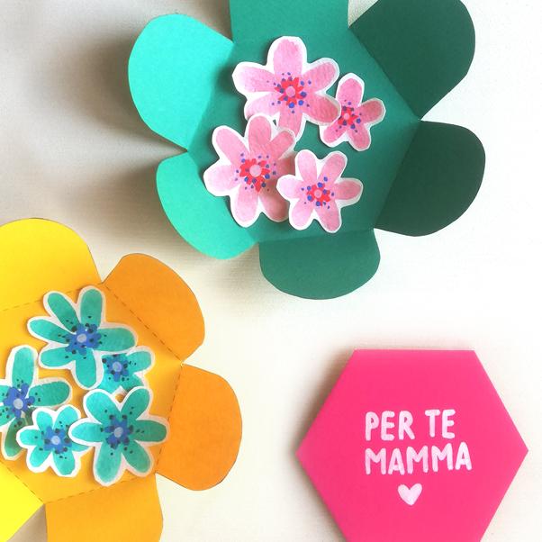 Un fiore per te, mamma!