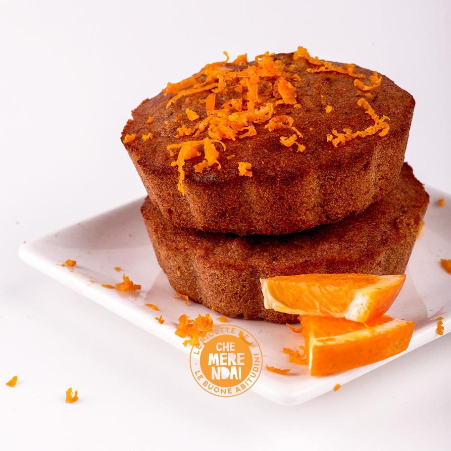 Tortini di datteri all'arancia
