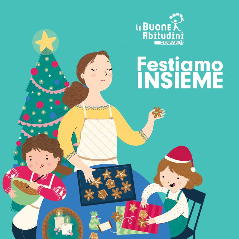 Idee, ricette e attività da fare insieme ai bambini a Natale